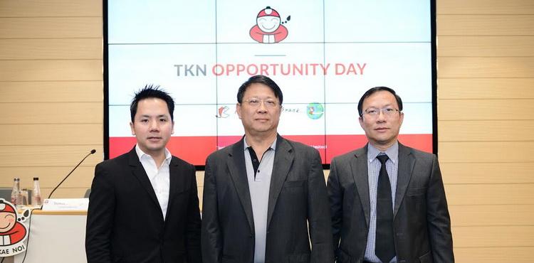 ,TKN,Opportunity Day,จิระพงษ์ สันติภิรมย์กุล,