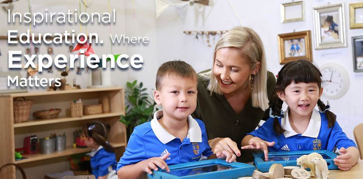 Shrewsbury Int' School Is Accepting Applications for Early Years to